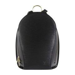 Louis Vuitton Mabillon Backpack Epi Leather