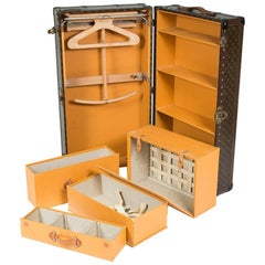 "Louis Vuitton ""Malle Amoire"" Wardrobe Trunk"