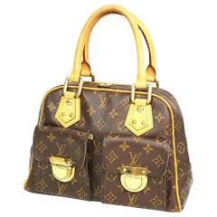 LOUIS VUITTON Manhattan PM Womens handbag M40026