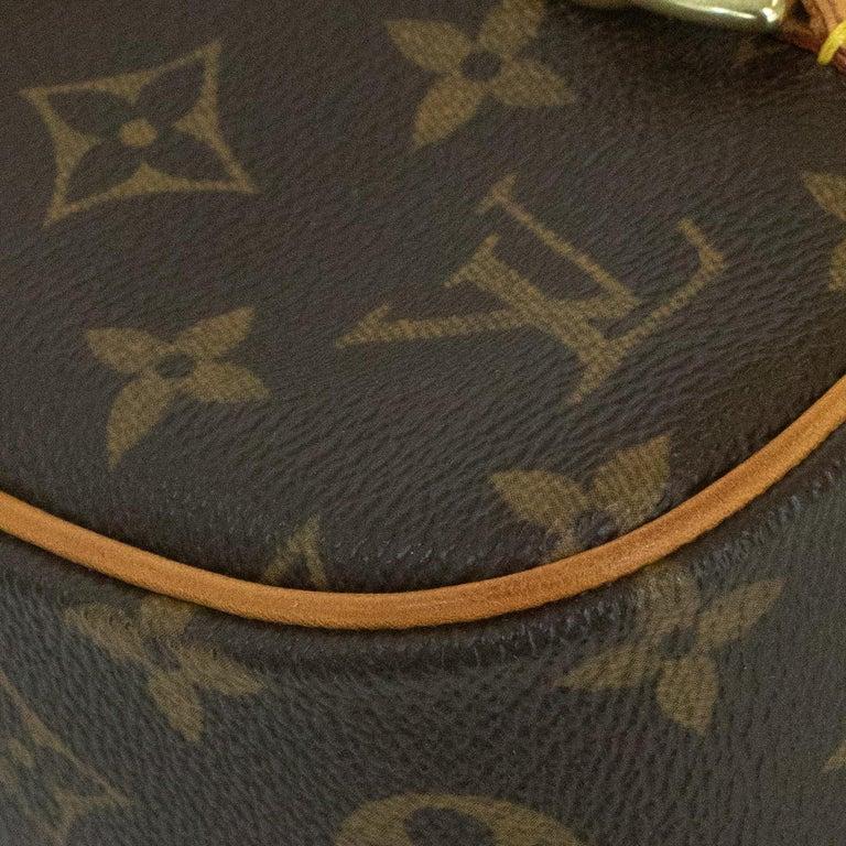 Louis Vuitton, Marelle in brown canvas 5