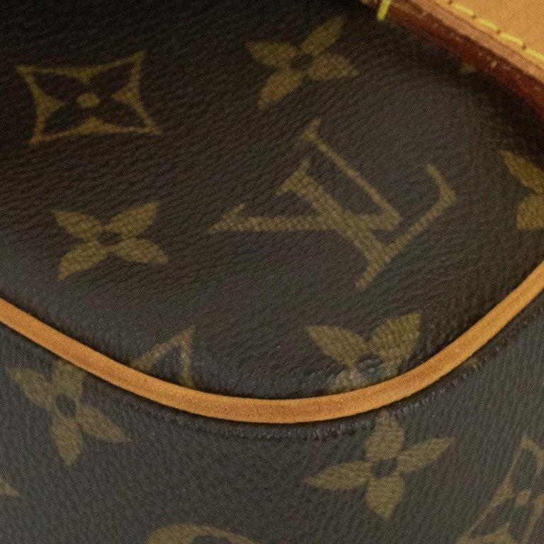 Louis Vuitton, Marelle in brown canvas 3
