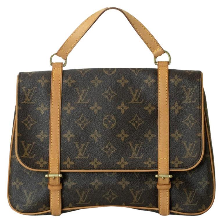 Louis Vuitton, Marelle in brown canvas