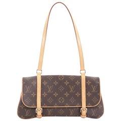 Louis Vuitton Marelle Shoulder Bag Monogram Canvas