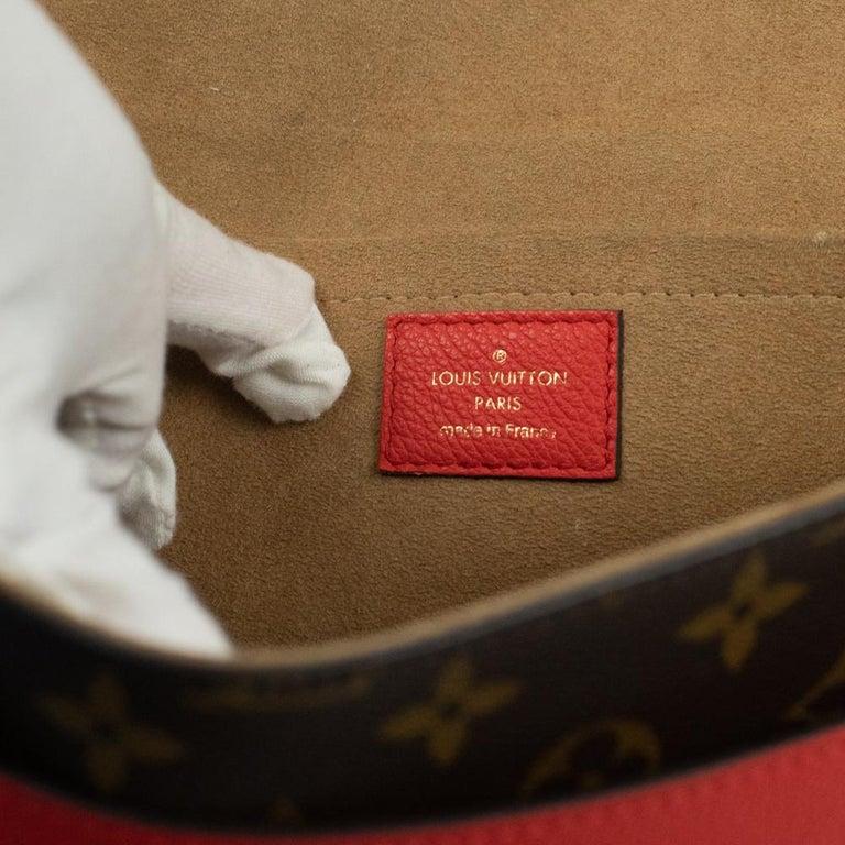 Louis Vuitton, Marignan in brown canvas 1