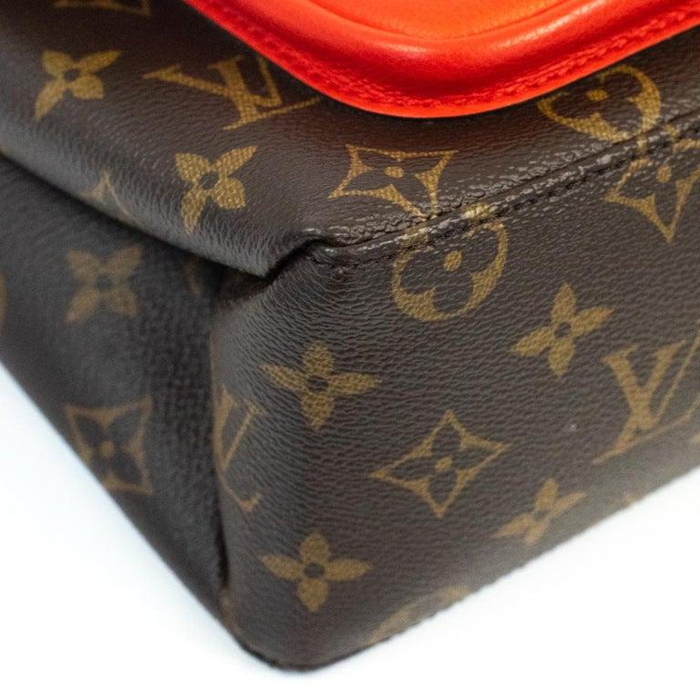 Louis Vuitton, Marignan in brown canvas 3