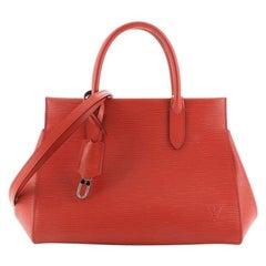 Louis Vuitton Marly Handbag Epi Leather BB