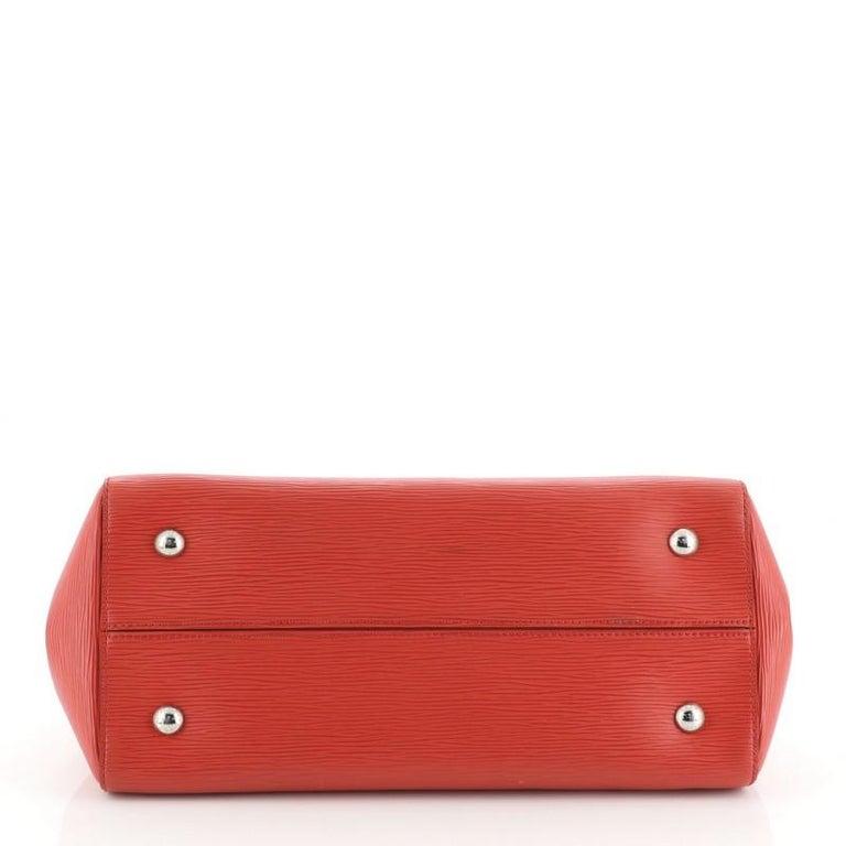 Women's or Men's Louis Vuitton Marly Handbag Epi Leather MM