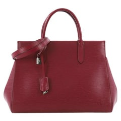 Louis Vuitton Marly Handbag Epi Leather MM