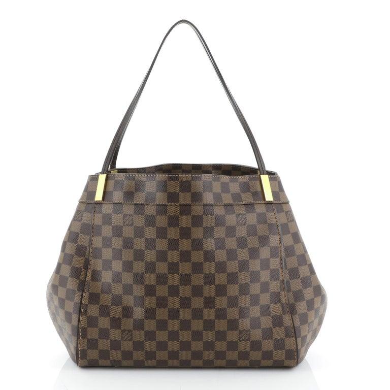 Louis Vuitton Marylebone Handbag Damier GM In Good Condition In New York, NY