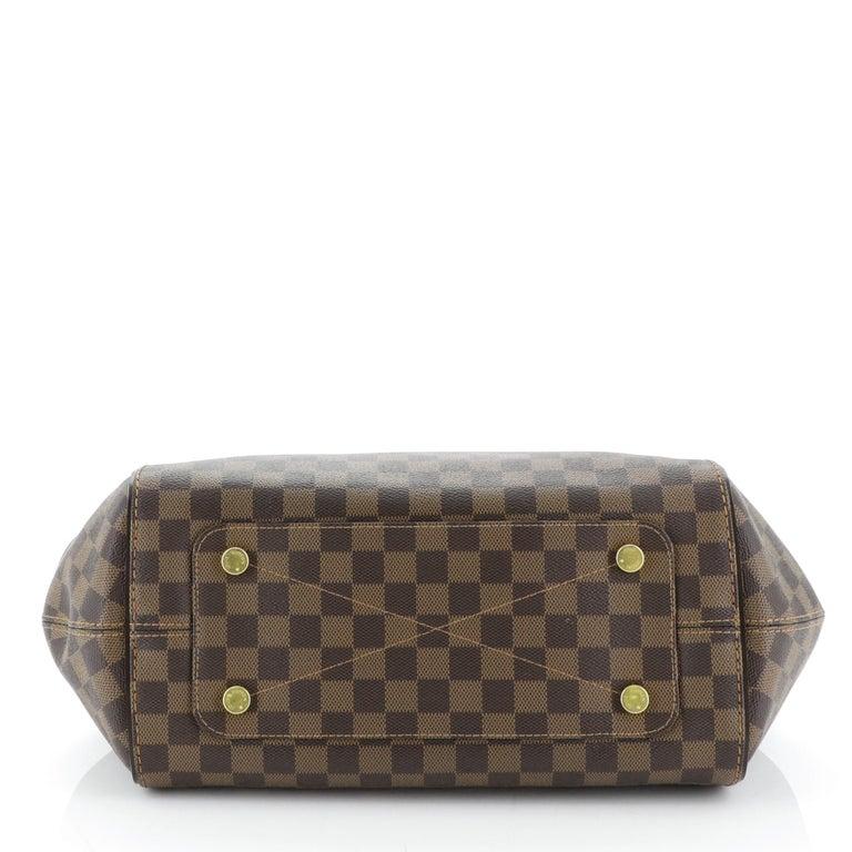 Women's or Men's  Louis Vuitton Marylebone Handbag Damier GM