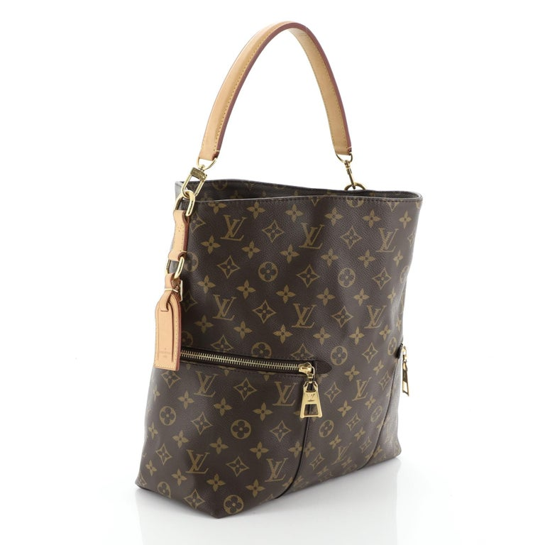 Louis Vuitton Melie Handbag In Good Condition For Sale In New York, NY