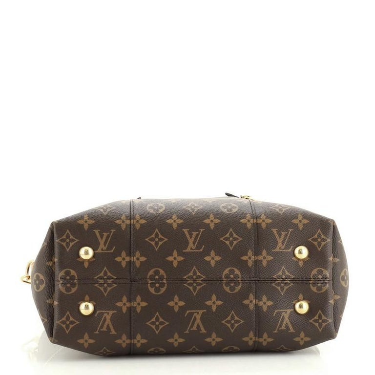 Louis Vuitton Melie Handbag Monogram Canvas In Good Condition For Sale In New York, NY