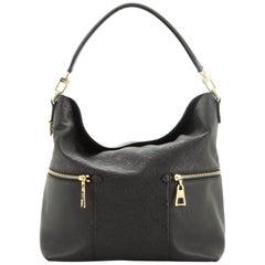 Louis Vuitton Melie Handbag Monogram Empreinte Leather