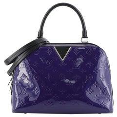 Louis Vuitton Melrose Handbag Monogram Vernis