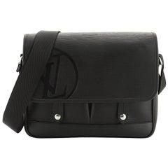 Louis Vuitton Messenger Bag Initials Epi Leather PM