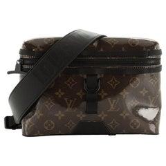 Louis Vuitton Messenger Bag Limited Edition Monogram Glaze Canvas PM