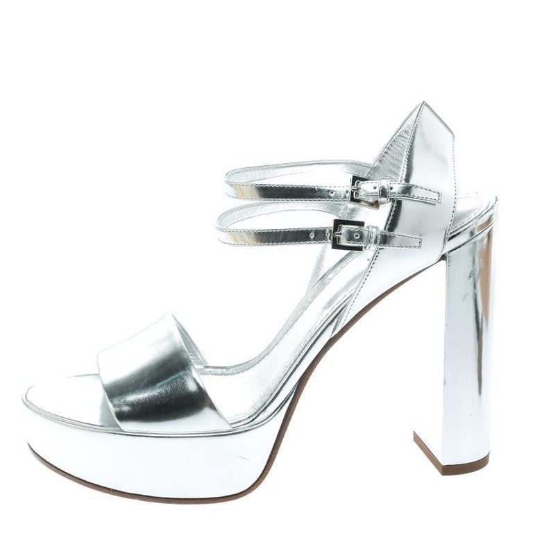 030eeea8cf Shimmering, scintillating and oh so lovely, these sandals from Louis Vuitton  are love at