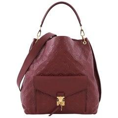 Louis Vuitton Metis Hobo Monogram Empreinte Leather