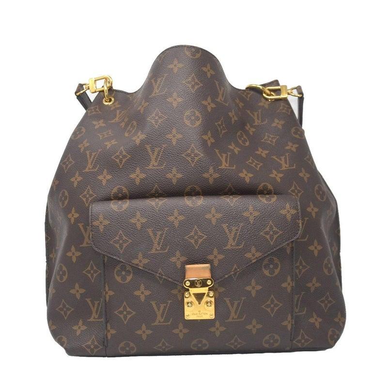 Company Louis Vuitton Model Metis Hobo Handbag Color Brown Date Code Sd2143