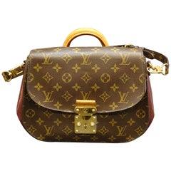 Louis Vuitton Metis Monogram E-Lock Handbag