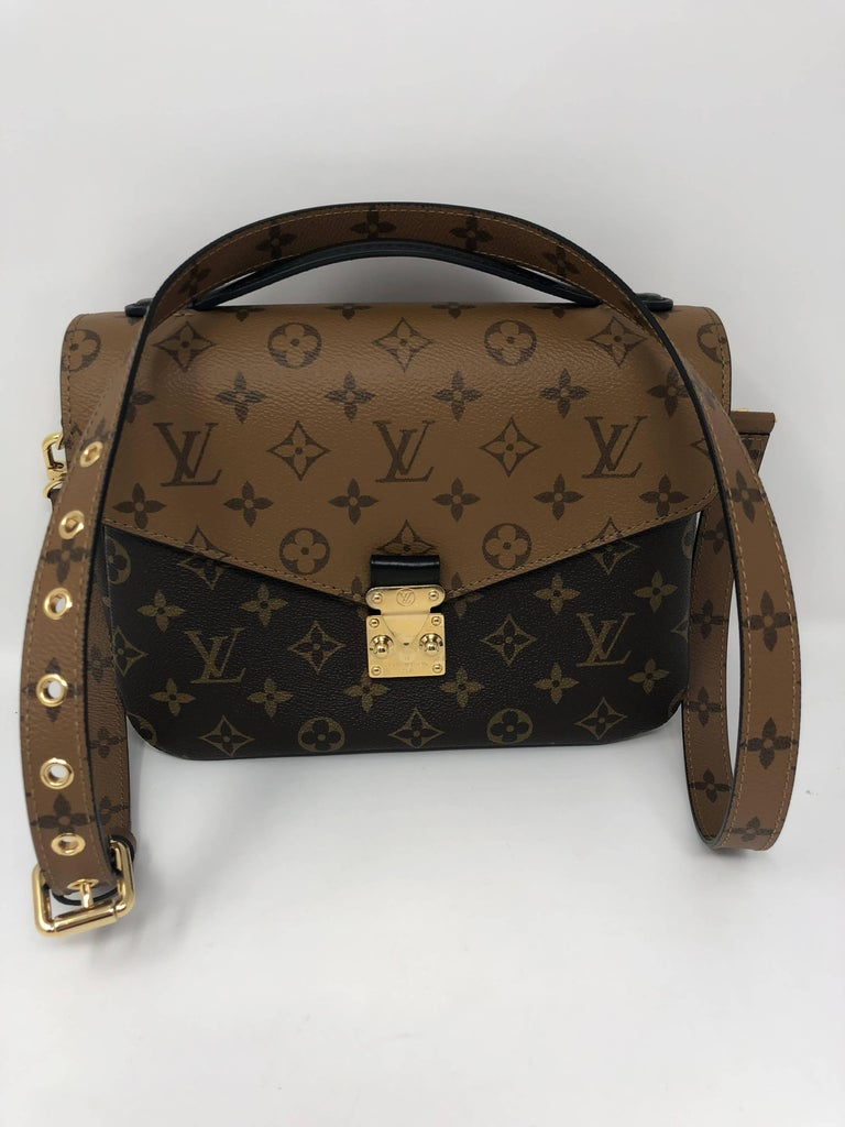 a9c6047f34a8 Authentic Louis Vuitton Metis Reverse crossbody bag. Limited edition and  sold out. Brand New