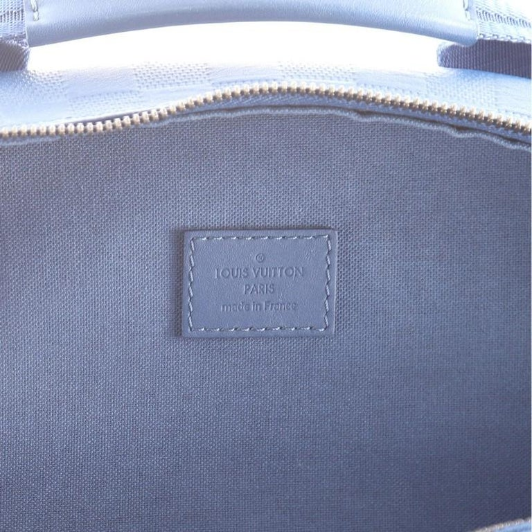 Louis Vuitton Michael NM Backpack Damier Infini Leather For Sale 5