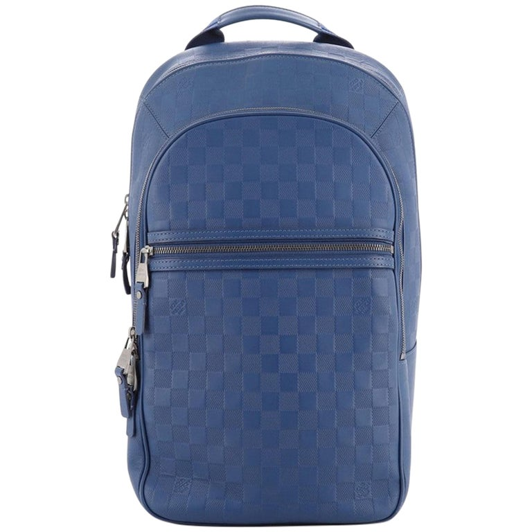Louis Vuitton Michael NM Backpack Damier Infini Leather For Sale