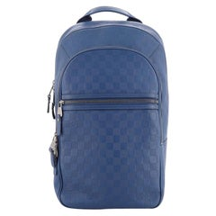Louis Vuitton Michael NM Backpack Damier Infini Leather