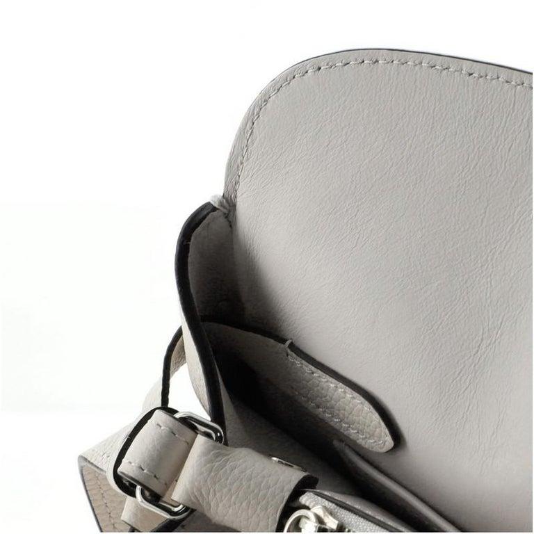 Louis Vuitton Milla Handbag Veau Nuage Calfskin MM For Sale 3