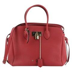 Louis Vuitton Milla Handbag Veau Nuage Calfskin MM