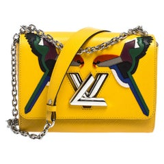 Louis Vuitton Mimosa Epi Leather Early Bird Twist MM Bag