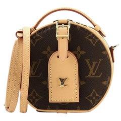 Louis Vuitton Mini Boite Chapeau Bag Monogram Canvas