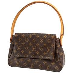 LOUIS VUITTON Mini Looping Womens shoulder bag M51147