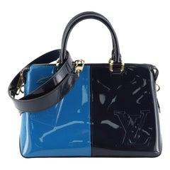 Louis Vuitton Miroir Handbag Patent