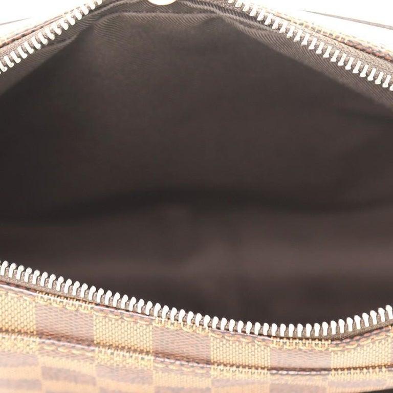 Louis Vuitton Model: Jake Messenger Bag Damier PM For Sale 1
