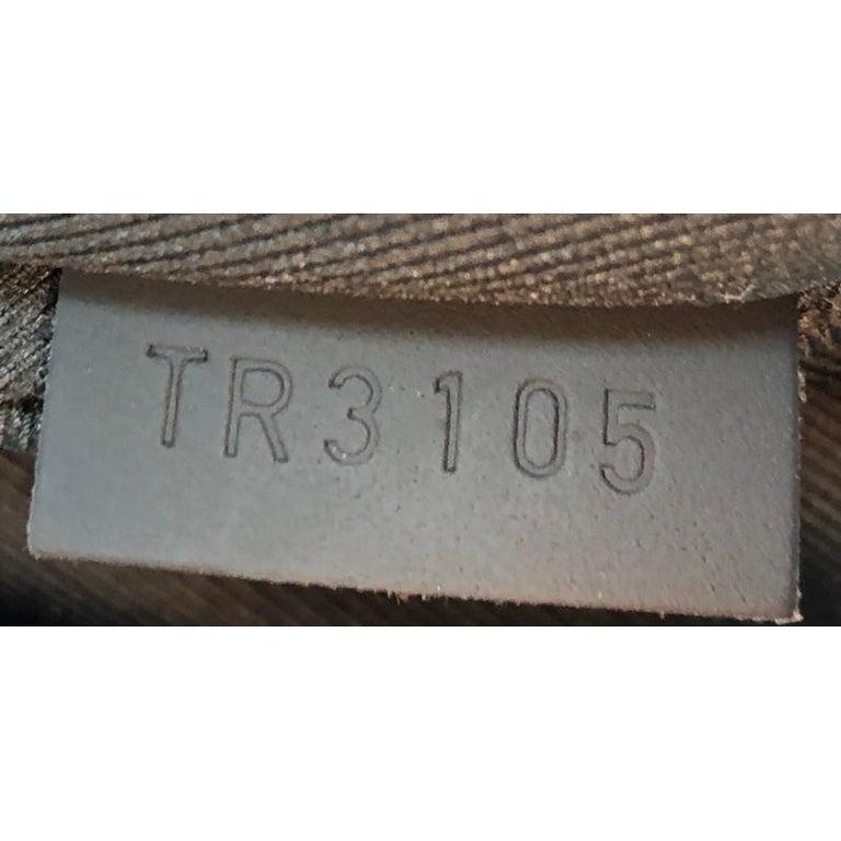 Louis Vuitton Model: Jake Messenger Bag Damier PM For Sale 4