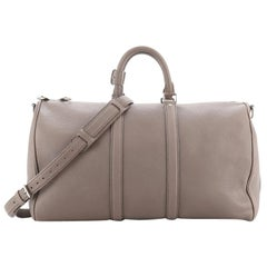 Louis Vuitton Model: Keepall Bandouliere Bag Taurillon Leather 45