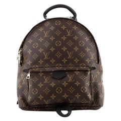 Louis Vuitton Model: Palm Springs Backpack Monogram Canvas MM
