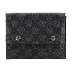 Louis Vuitton Modulable Wallet Damier Graphite Compact
