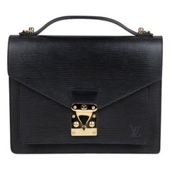 Louis Vuitton Monceau EPI 28 Bag