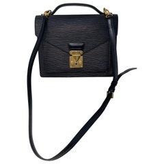 Louis Vuitton Monceau Epi Crossbody Bag