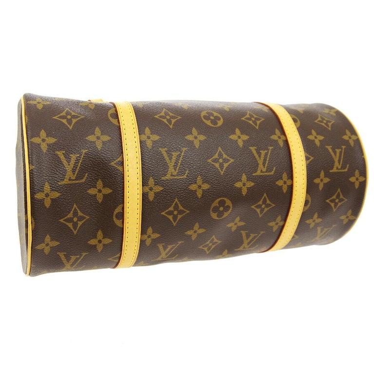 Louis Vuitton Monogram 2 in 1 Mini Round Pochette Top Handle Satchel Bags For Sale 1