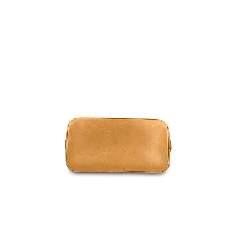 Louis Vuitton Monogram Alma PM Handbag For Sale 5