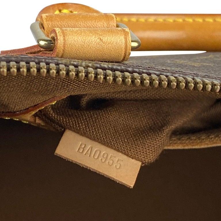 Louis Vuitton Monogram Alma PM Handbag For Sale 6