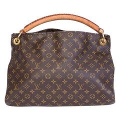 Louis Vuitton Monogram Artsy MM hobo tote bag
