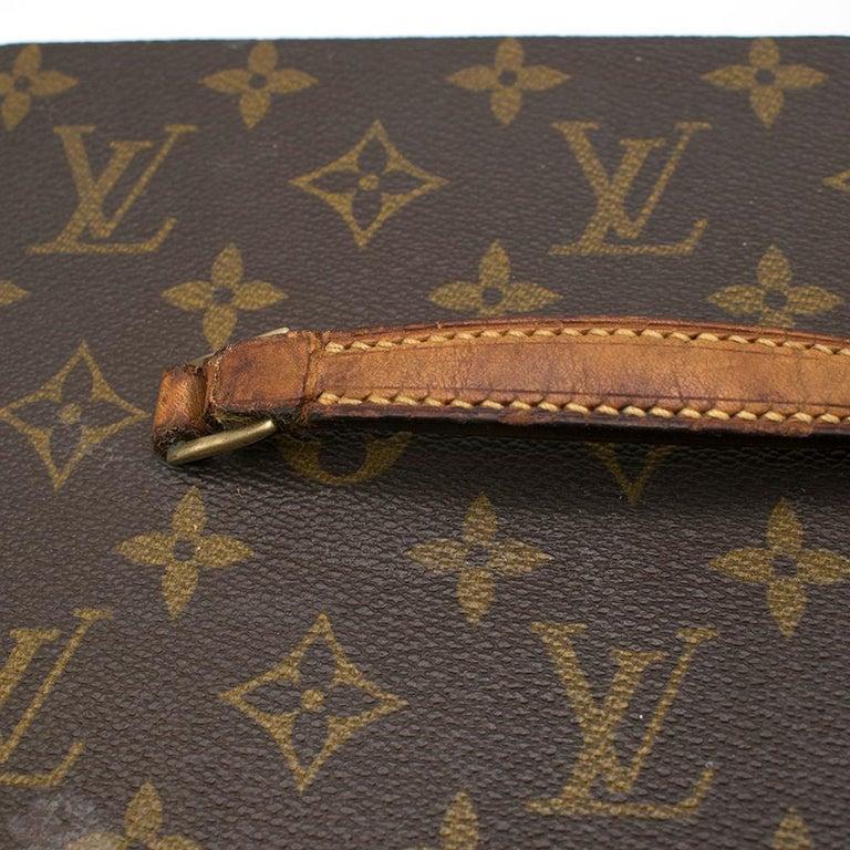 Louis Vuitton Monogram Boite a Tout Jewellery Case For Sale 5