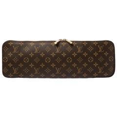 Louis Vuitton Monogram Canvas 5 Tie Case
