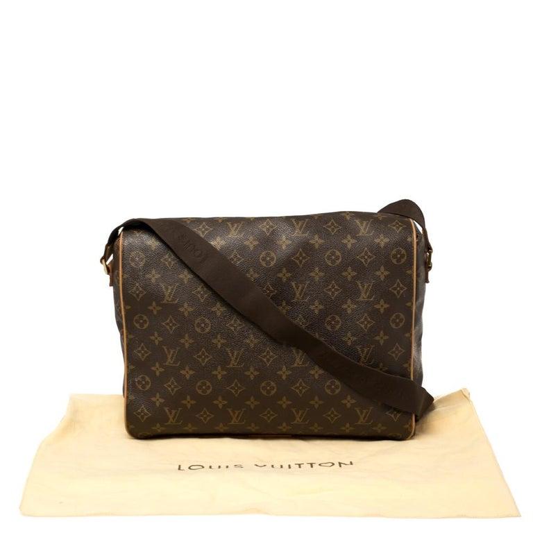 Louis Vuitton Monogram Canvas Abbesses Messenger Bag For Sale 8
