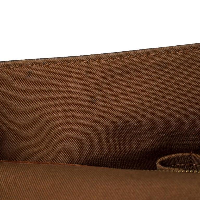 Louis Vuitton Monogram Canvas Abbesses Messenger Bag For Sale 1