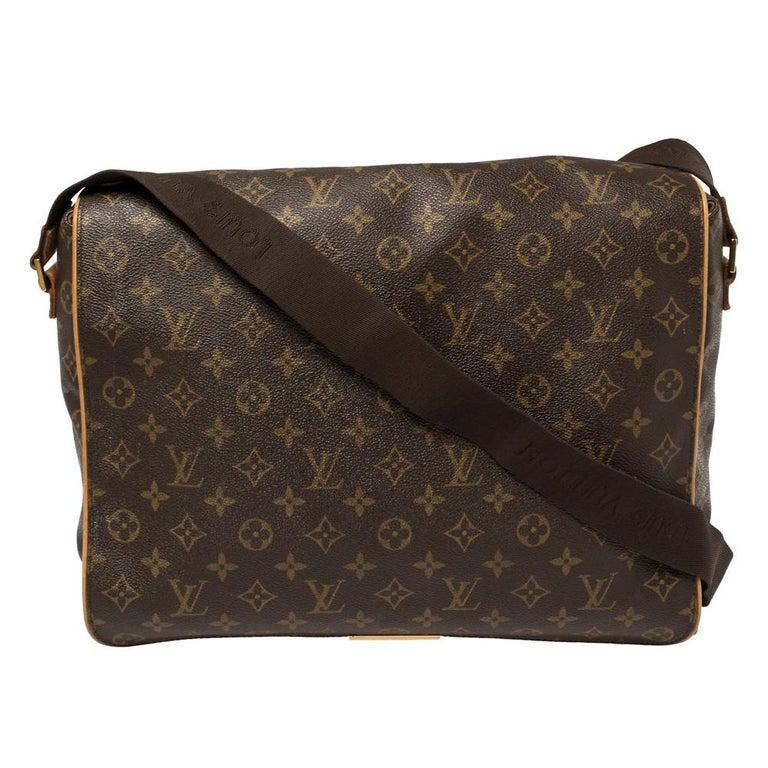 Louis Vuitton Monogram Canvas Abbesses Messenger Bag For Sale